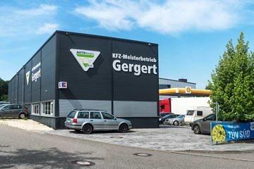 Gergert Autoteam: Neueröffnung als AUTOteam-plus Partner