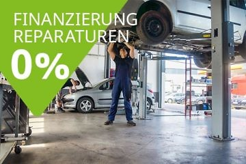 0%-Finanzierung für Reparaturen